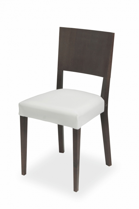EDITA CHAIR with upholstered aprons
