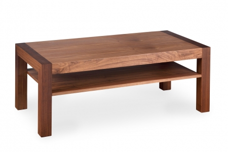 EDITA COFFEE TABLE WITH SHELF