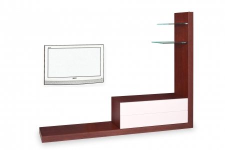EDITA multifunctional wall unit