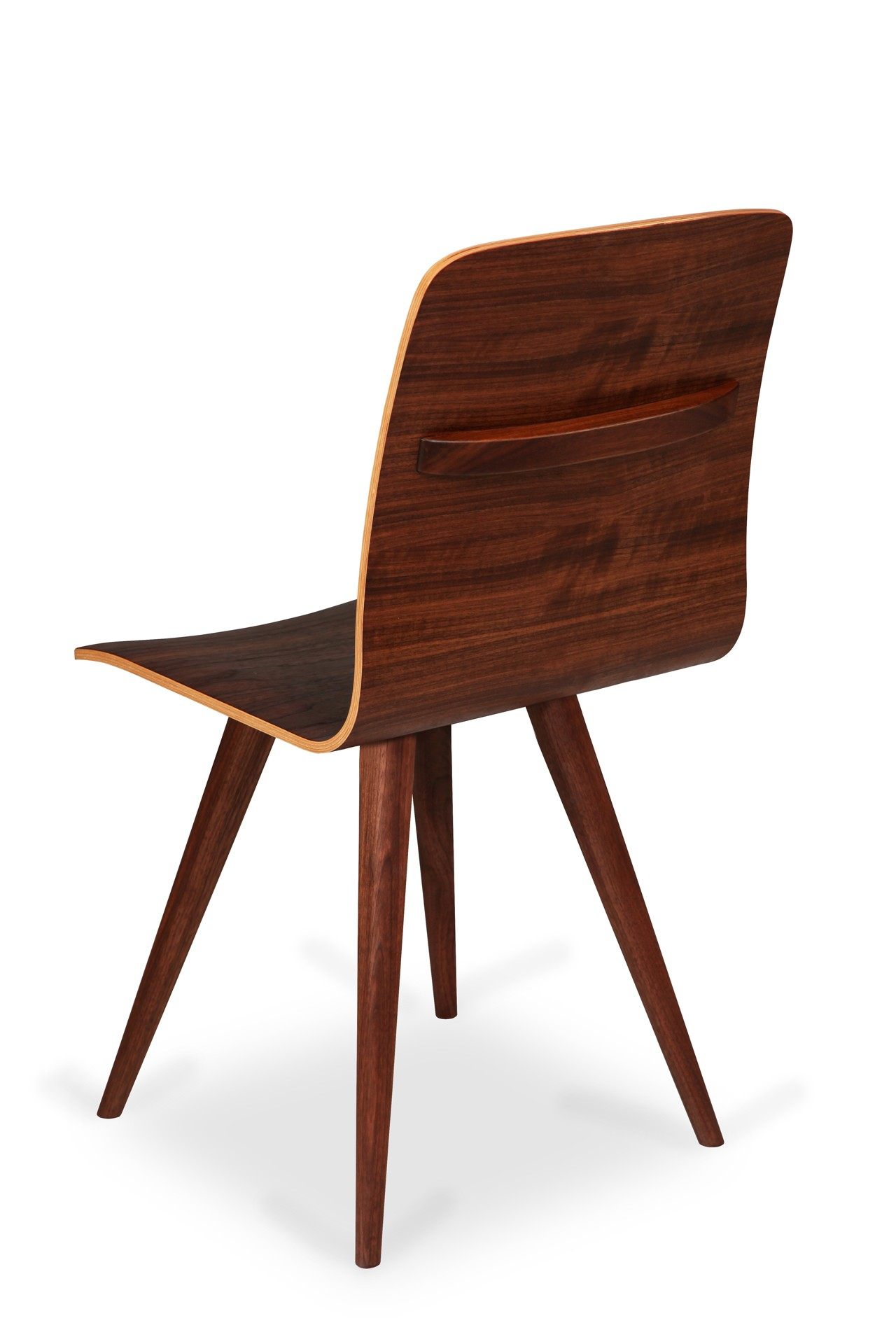 GATTA CHAIR wholly wooden with handle