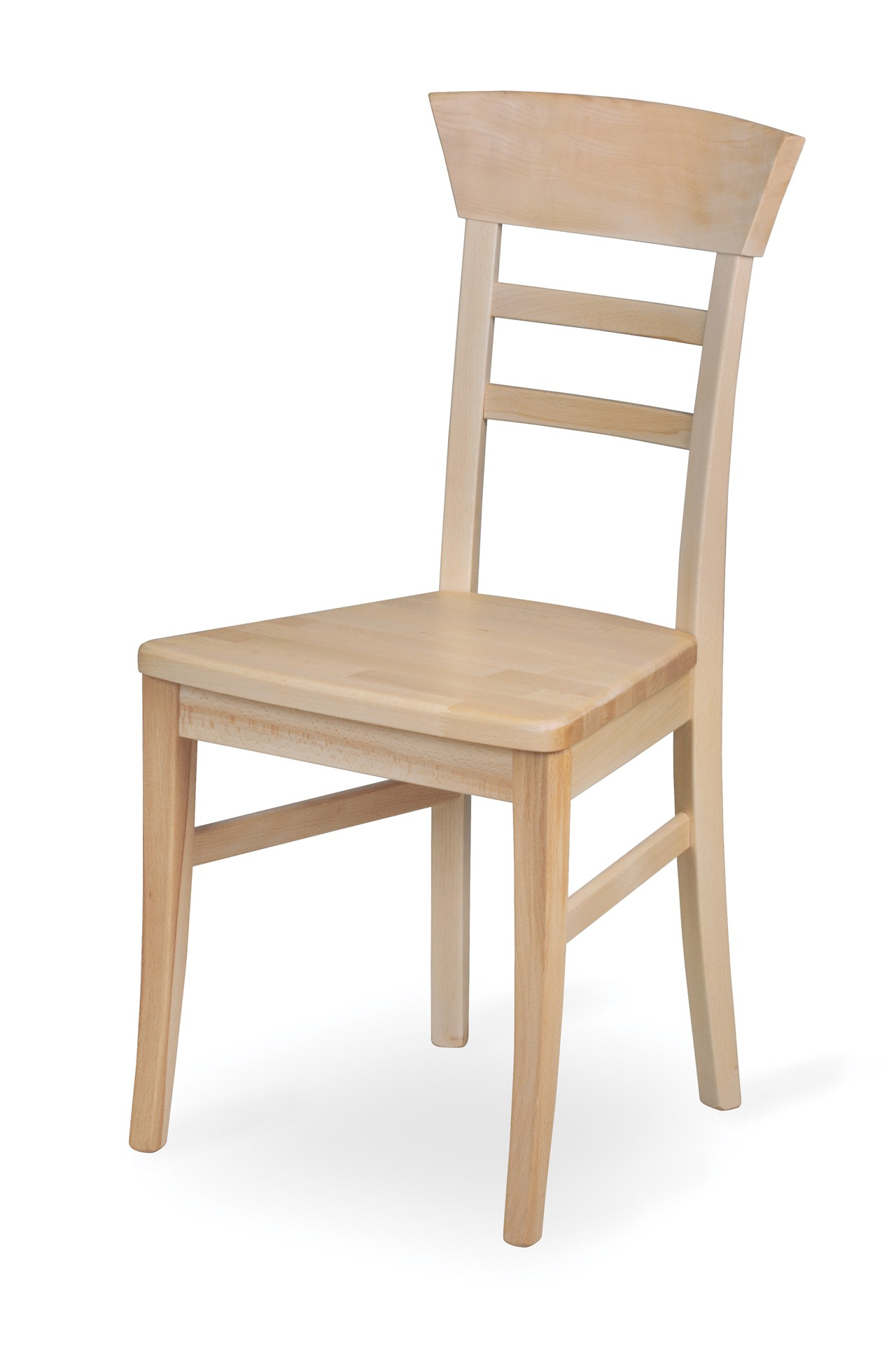 REAL CHAIR with wooden seat