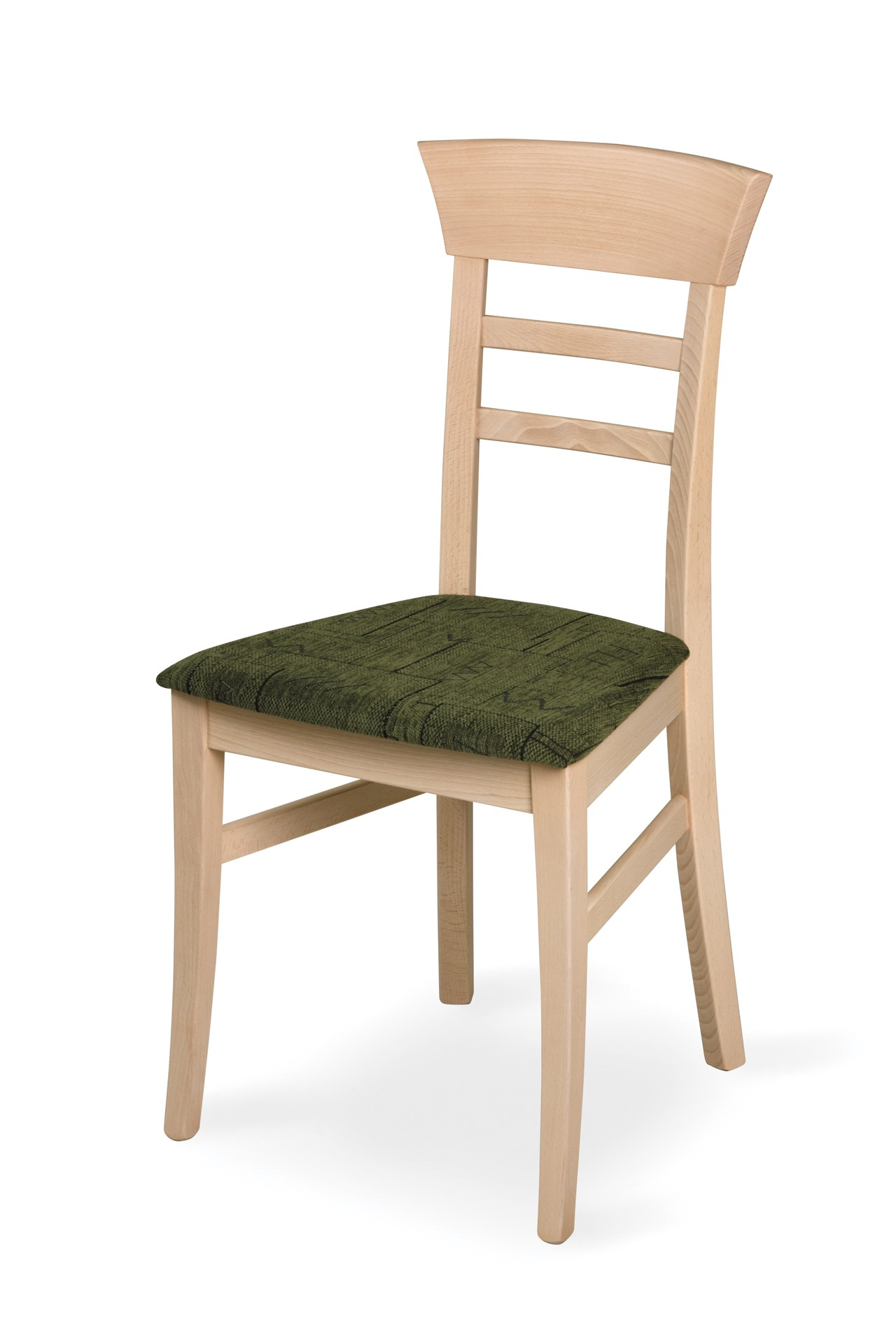 REAL CHAIR with upholstered seat