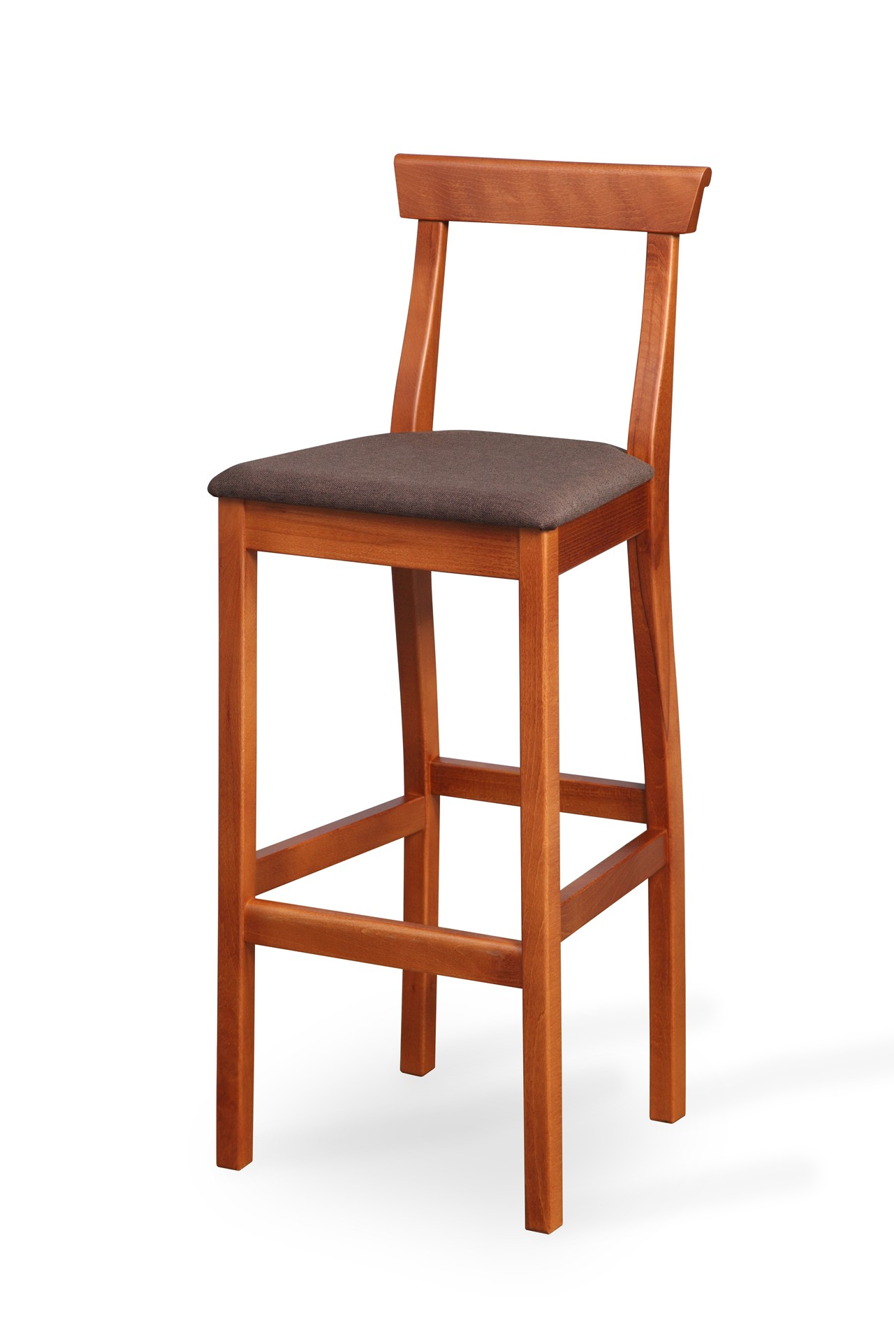 DURATA BAR STOOL with upholstered seat
