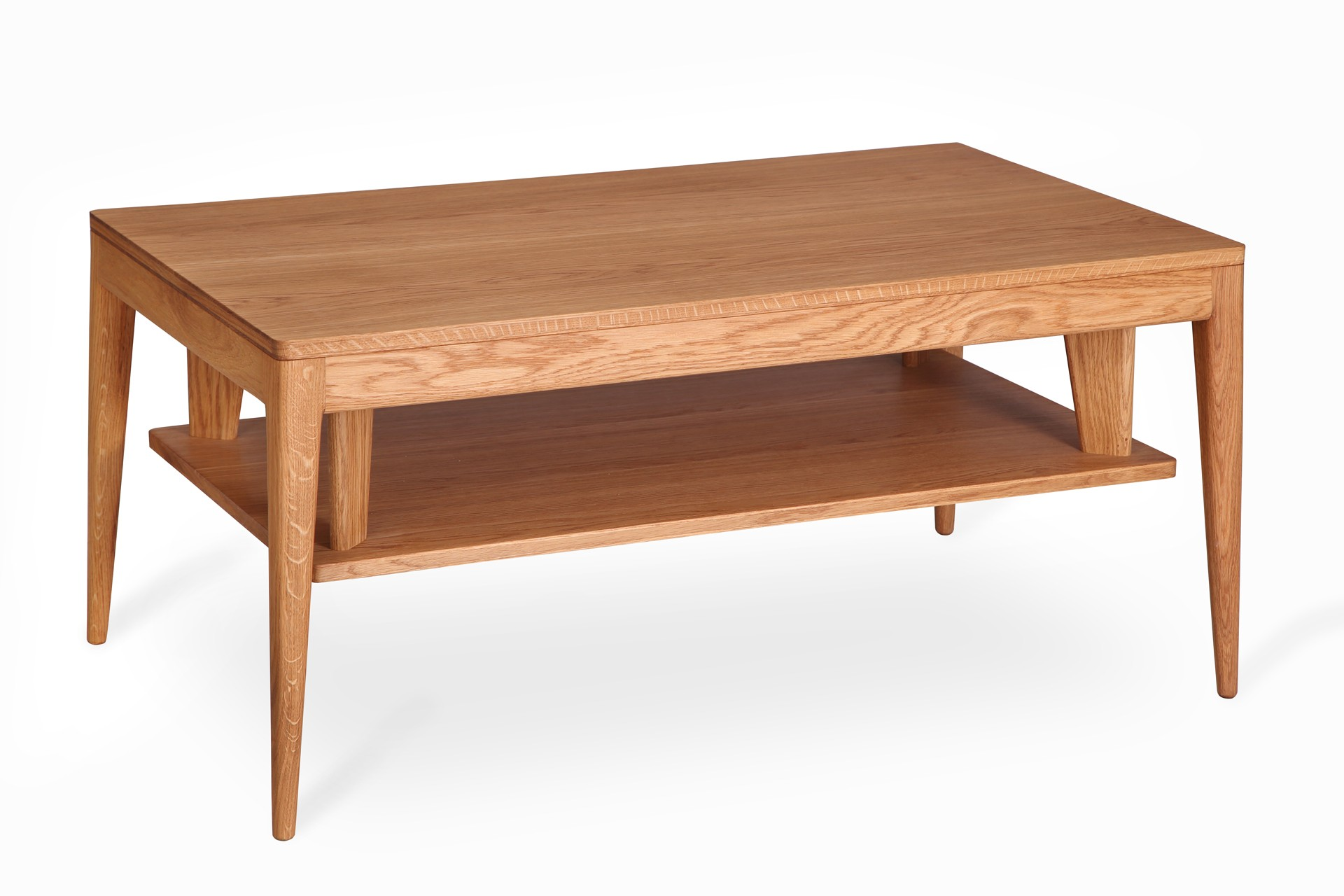 GATTA COFFEE TABLE WITH SHELF