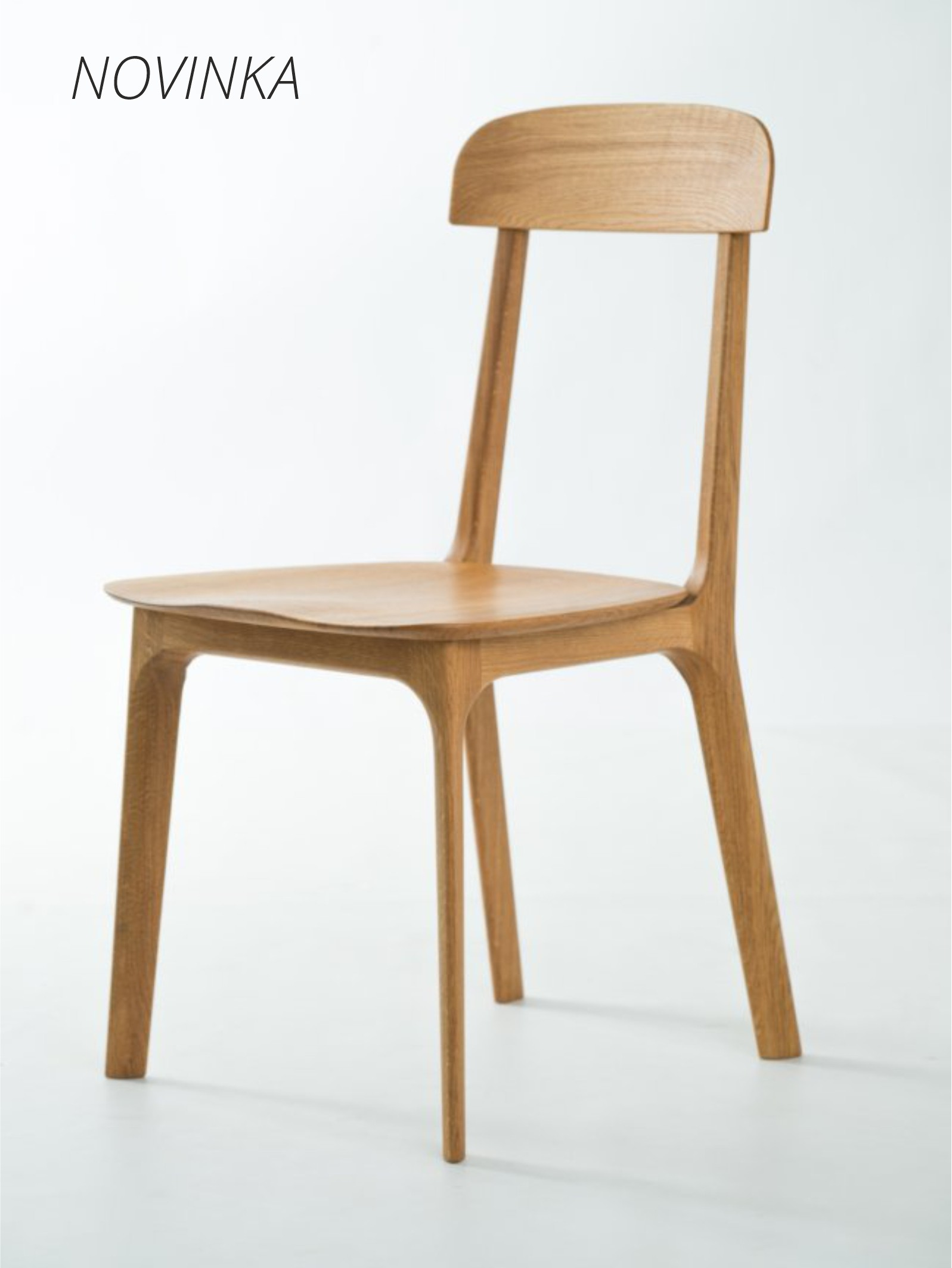 ELICA CHAIR WHOLLY WOODEN