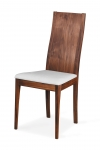 ARCA CHAIR with upholstered seat