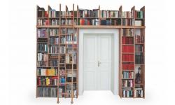 LIBRA Bücherschrank