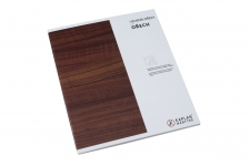 Wood stain collection WALNUT