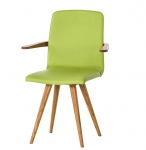 GATTA ARMCHAIR wholly upholstered