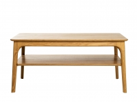 ELICA COFFEE TABLE WITH SHELF